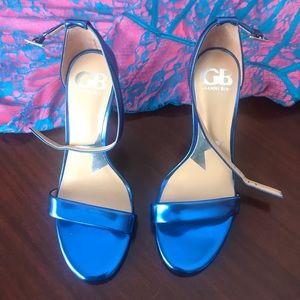 Gianni Bini stappy heels 6.5